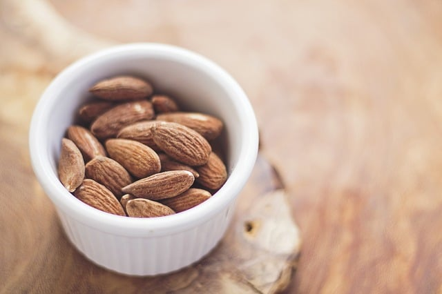 almonds benefits for as a snack