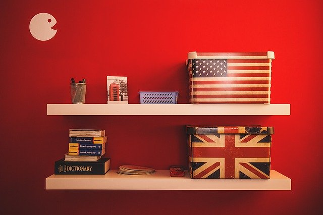 organized brighten up your dorm room