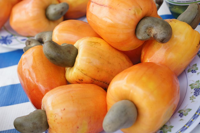 cashews benefits for as a snack
