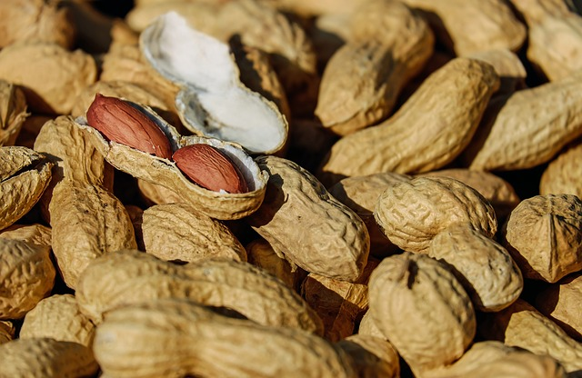 peanuts benefits for as a snack