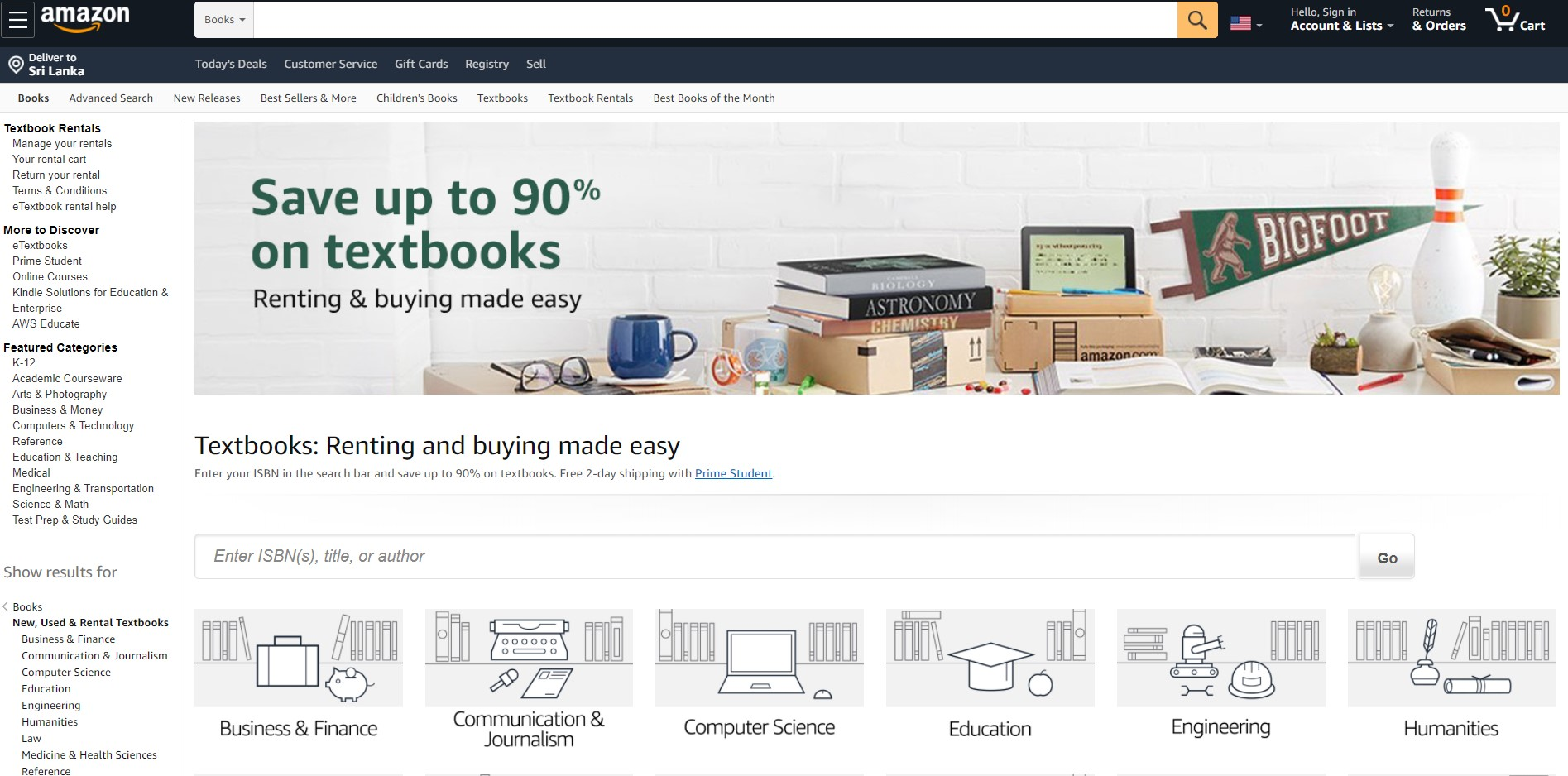 amazon used and new cheap textbooks