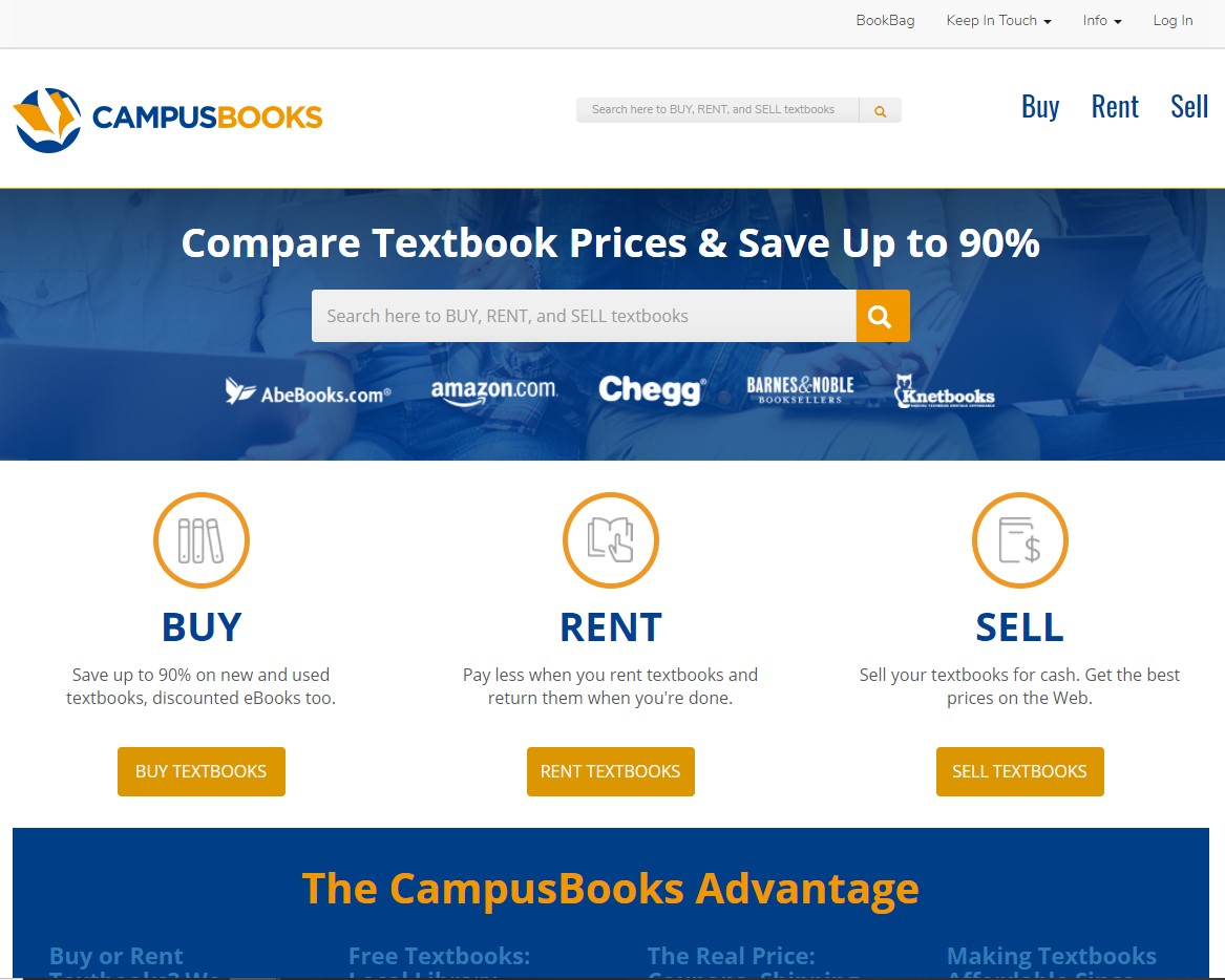 campusbooks search campus textbooks free